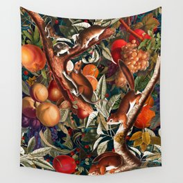 Magical Garden I Wall Tapestry