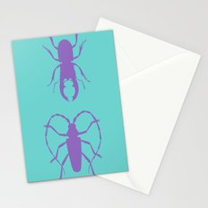 Beetle Grid V1 Stationery Cards