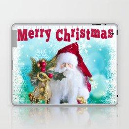 Santa Claus Laptop & iPad Skin
