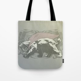 Fearless Creature: Saba Tote Bag