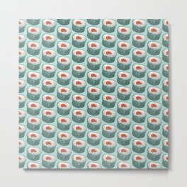 sushis Metal Print