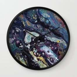 Awaken Wall Clock