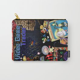 Video Game Trader #23 Cover Design  Carry-All Pouch