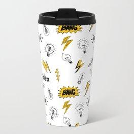 Eureka Metal Travel Mug