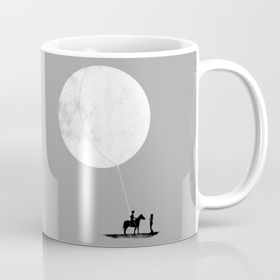 do you want the moon? Mug
