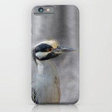 Yellow-crowned Night Heron iPhone 6s Slim Case