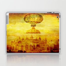 the Levitation of the dome Laptop & iPad Skin
