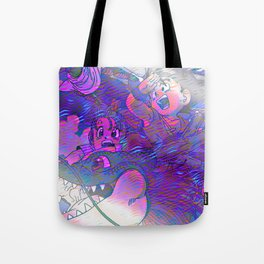 Dragon ball Aesth Tote Bag