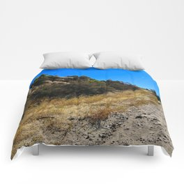 Dust and Dirt Comforters