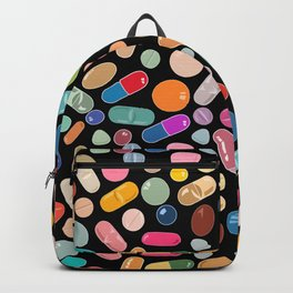 Unicorn Pills Dark Backpack