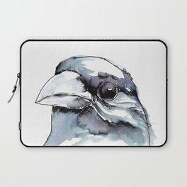 Crow Head Laptop Sleeve