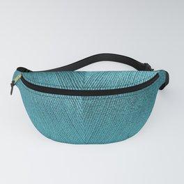 Aqua Yarn Fanny Pack