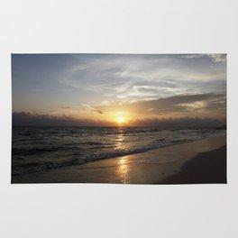 Bonita Beach Sunset Rug