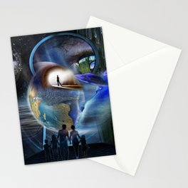 The Reality Shifters Stationery Cards