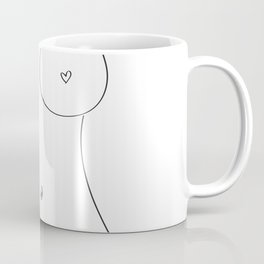 Free Love Coffee Mug