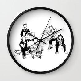The neighbourhood: band  Wall Clock