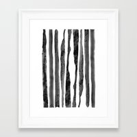 channel Framed Art Prints featuring Channel by HENRIPRINTS