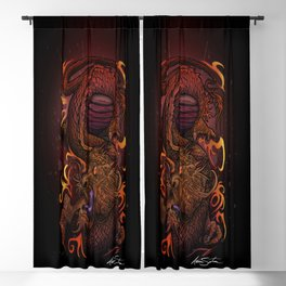 Dragon (Signature Design) Blackout Curtain