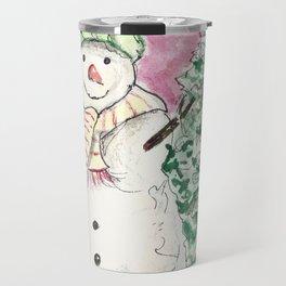 Bundled Up Travel Mug