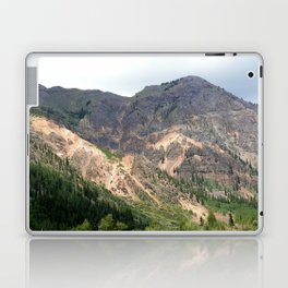 Gold Mines All Along the Animas River Laptop & iPad Skin