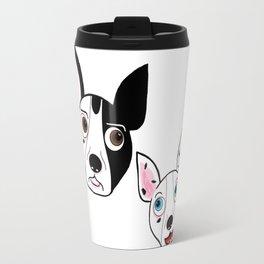 Ciccio + Barkley Travel Mug