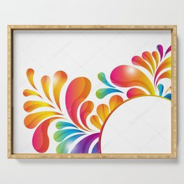 Mille colori Serving Tray