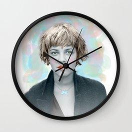 90s drew Wall Clock