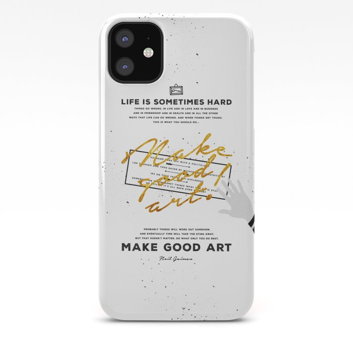 You Make A Good Other iphone case