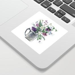 Butterfly Bouquet Sticker