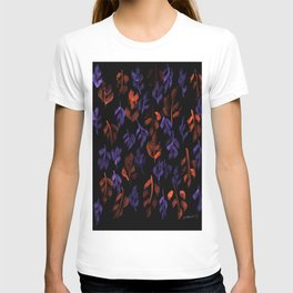180726 Abstract Leaves Botanical 28 |Botanical Illustrations T-shirt