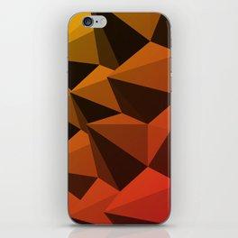 Spiky Brutalism - Swiss Army Pavilion iPhone Skin