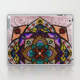 Love Mandala - מנדלה אהבה Laptop & iPad Skin