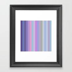 New Stripes # 5 Framed Art Print