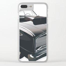 sports car Clear iPhone Case