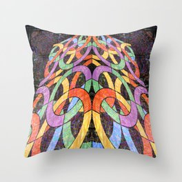 Tower of Power, 2380n Throw Pillow
