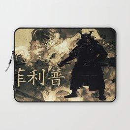 Honor of the Samurai Laptop Sleeve