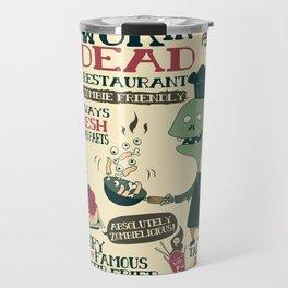 The Wok In Dead (v.2) Travel Mug