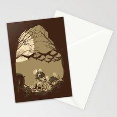 Woodland wars Stationery Cards