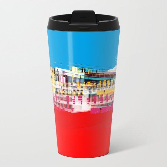 Bauhaus · Das Bauhaus 1 Metal Travel Mug