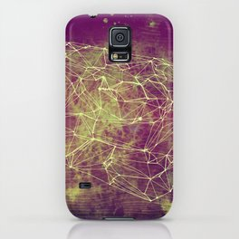 Abstract 86294303 iPhone Case