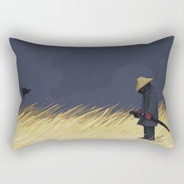 False Alarm Rectangular Pillow