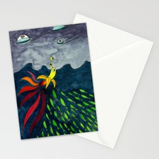 The Aventure of a Banana Stationery Cards