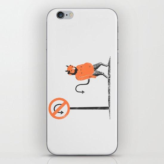 Bummer iPhone & iPod Skin
