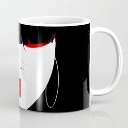 Modern Geisha #2 Coffee Mug