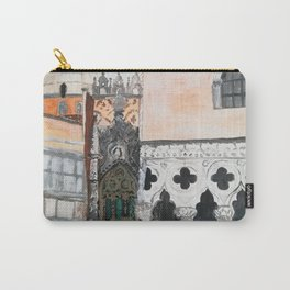 Venice architecture, Piazza San Marco, Dodge's Palace Carry-All Pouch