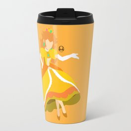 Princess Peach(Smash)Daisy Travel Mug