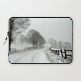 cold fence Laptop Sleeve