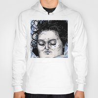 laura palmer Hoodies featuring Laura Palmer by Drawn by Nina