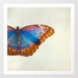 Coppertop Art Print
