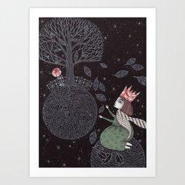 Five Hundred Million Little Bells (4) Art Print
